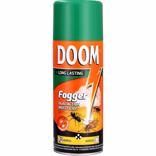 DOOM FOGGER DUAL ACTION 350ML