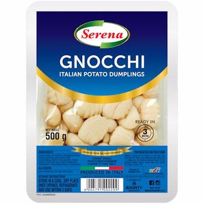 SERENA POTATO GNOCCHI 500GR