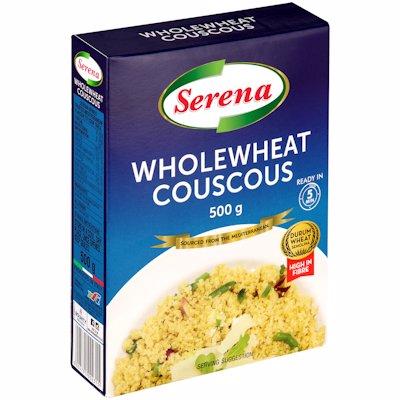 SERENA W/WHT COUSCOUS 500GR