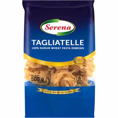 SERENA TAGLIATELLE D/WHT 500GR