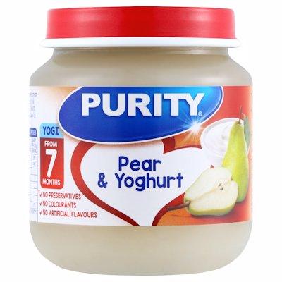 PURITY 2ND PEAR&YOG 125ML