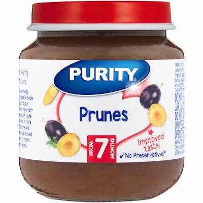 PURITY 2ND FOODS PRUNES 125ML
