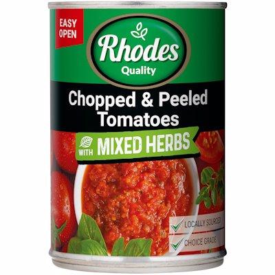 RHODES TOM CHOP/PLD M/HRB 410GR