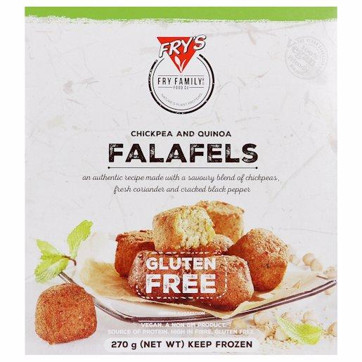 FRYS FALAFELS C/PEA/QUIN 270GR