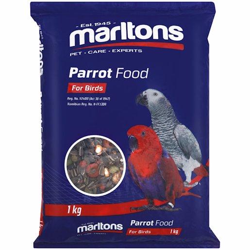 M/TONS PARROT FOOD 1KG