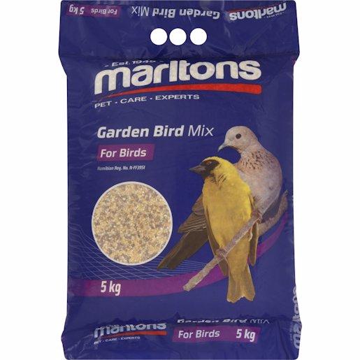 MARLTONS BIRD SEED 5KG