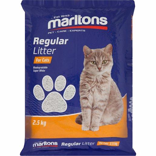 MARLTONS CAT LITTER 2.5KG