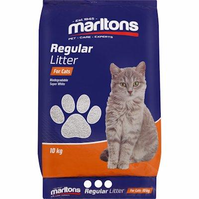 MARLTONS CAT LITTER 10KG