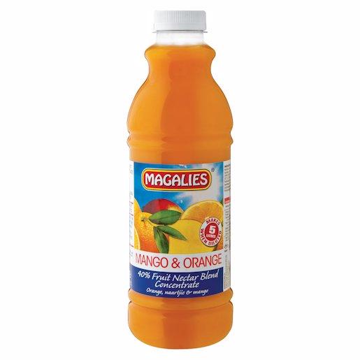 FRUIT MANGO& ORANGE 40% 1LT