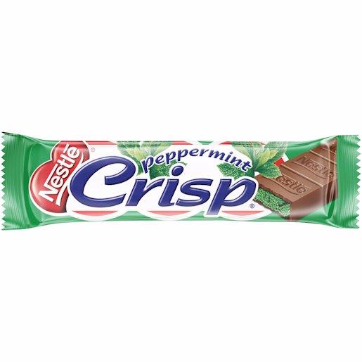 NESTLE PEPPERMINT CRISP 49GR