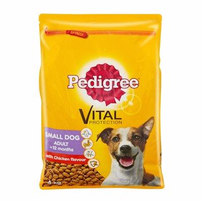 PEDIGREE SMALL DOG CHIC 4KG