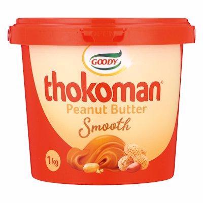 THOKOMAN P/BUTTER SMOOTH 1KG