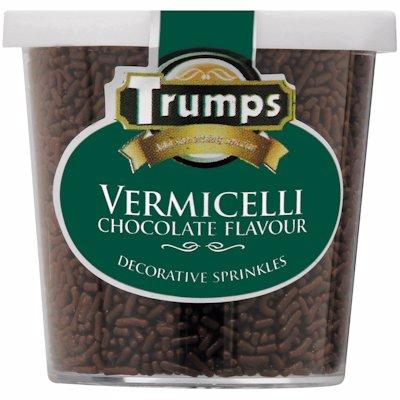 TRUMPS VERMICELLI CHOC 75G