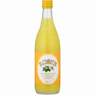 ROSES PASSION FRUIT 750ML
