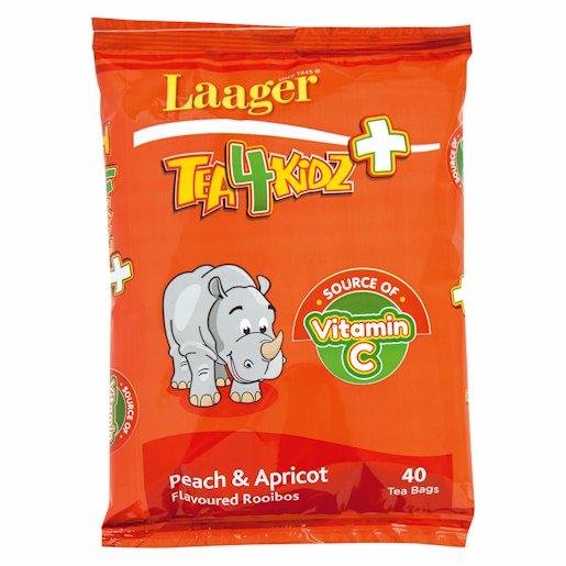 LAAGER TEA 4 KIDZ PCH/APR 40'S