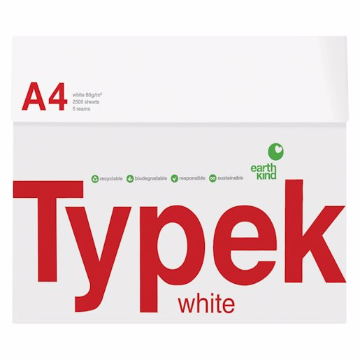 TYPEK OFFICE PAPER A4 500'S