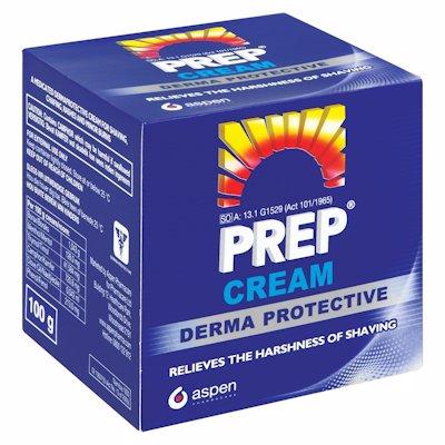 PREP CREAM DERMA PROTECTIVE 100G