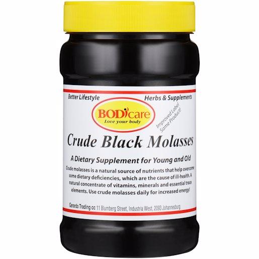 BODICARE BLACK MOLASSES 500GR
