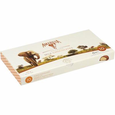 AMARULA GIFT BOX MILK 10'S