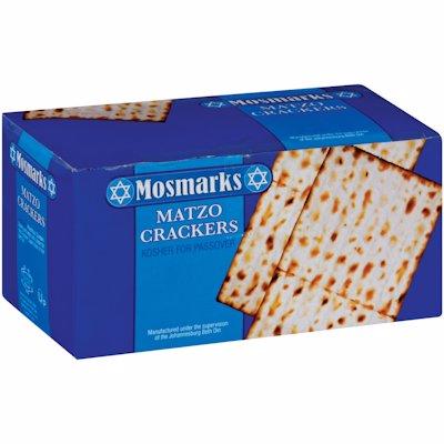 MOSMARKS MATZO CRACKERS 300GR