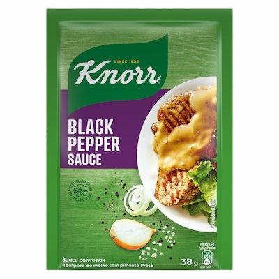 KNORR BLACK PEPPER SAUCE 43G