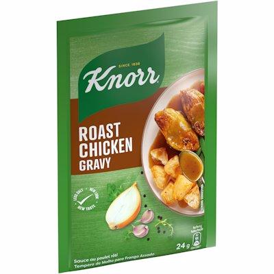 KNORR ROAST CHICKEN GRAVY 26G