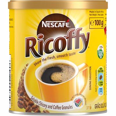 NESCAFE RICOFFY COFFEE 100G