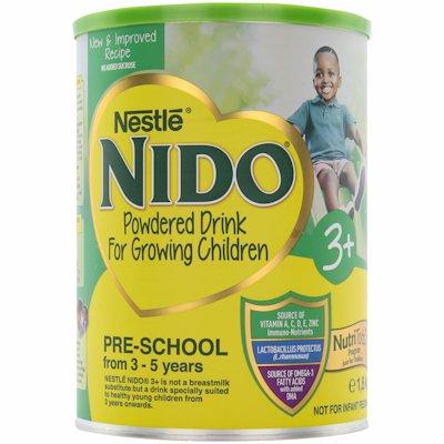NESTLE NIDO 3+ PREBIO POWDERED DRINK 1.8KG