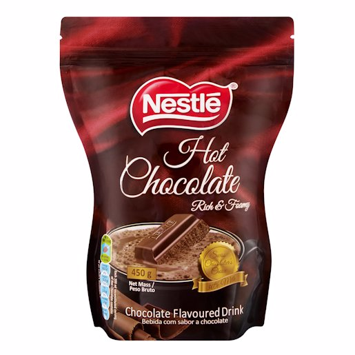 NESTLE HOT CHOCOLATE DOY 450GR
