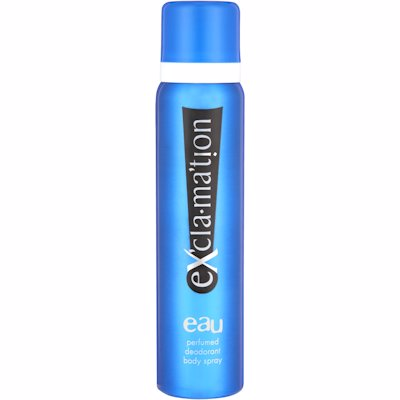 COTY EXCLAMATION DEO SPRAY EAU 90ML