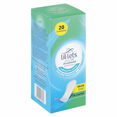 LIL-LETS P/LINER EVERYDAY 20S