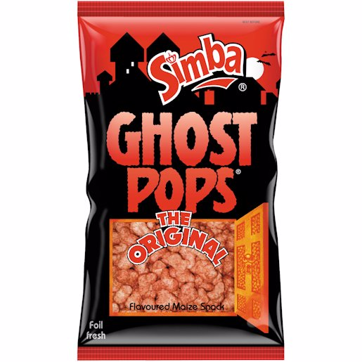 SIMBA GHOST POPS 100GM