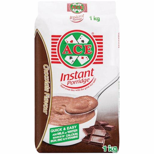ACE INST PORRIDGE CHOC 1KG