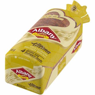 ALBANY MULTI GRAIN BROWN 700G
