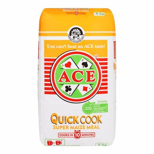 ACE SUPER  M/M Q/COOKING 5KG