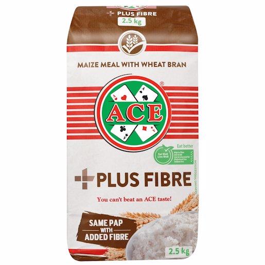 ACE M/MEAL W/BRAN P/FIBRE 2.5KG