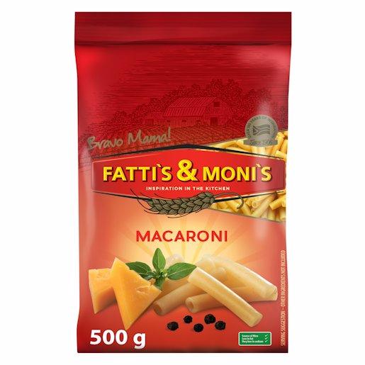 FATTI'S & MONI'S MAC 500G KVI 500GR