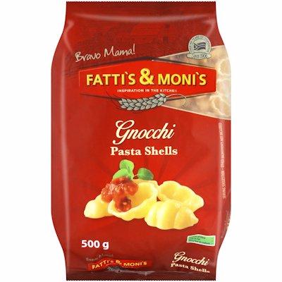 FATTIS & MONIS PASTA SHELLS 500G