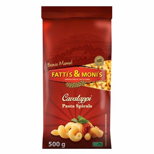 FATTI'S & MONI'S PASTA SPIRALS 500GR