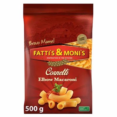 FATTIS & MONIS ELBOW MACARONI 500G
