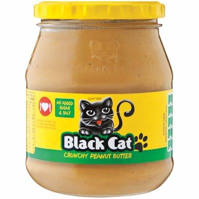 BLACK CAT S/FREE CRUNCHY 400GR