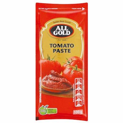 ALL GOLD TOMATO PASTE 100GR