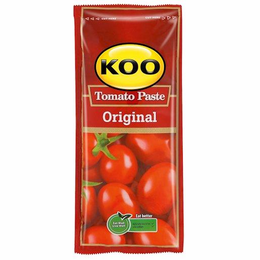 KOO TOMATO PASTE 100GR