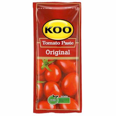 KOO TOMATO PASTE ORGINAL 100G
