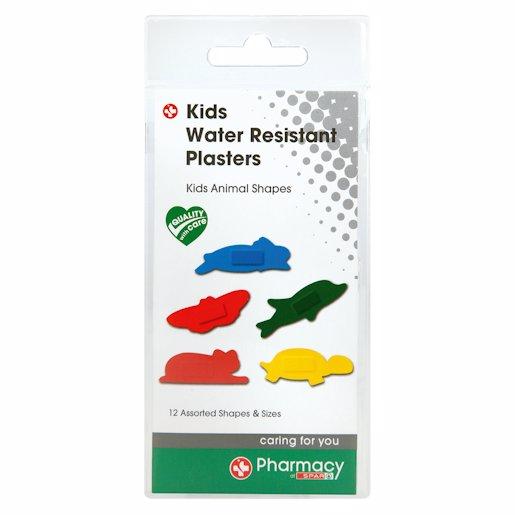 SPAR PH PLASTER KIDS 12'S