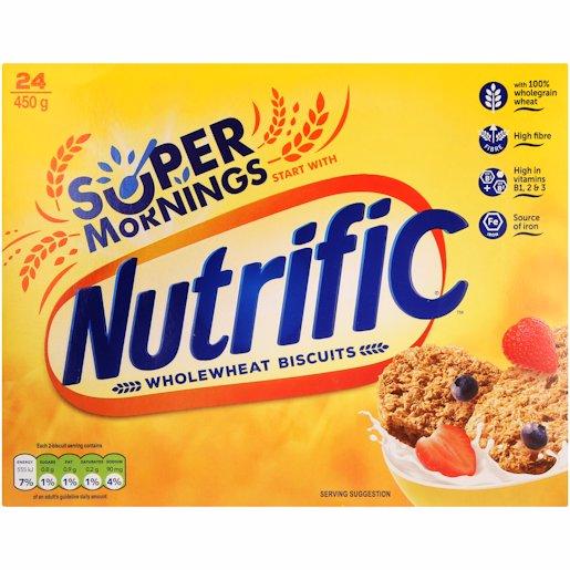 NUTRIFIC 450G