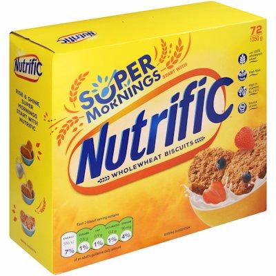 ALPEN NUTRIFIC WHEAT BISCUIT 1 1.350