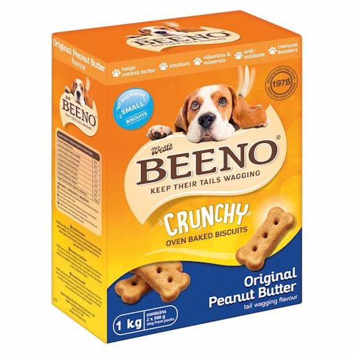 BEENO DOG BISCUITS ORIGIN 1KG