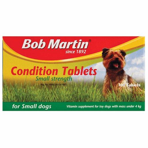 B/MARTIN TAB COND SML 100'S