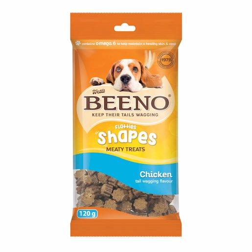 BEENO TREAT FLATTIES CHICKEN 1 120GR